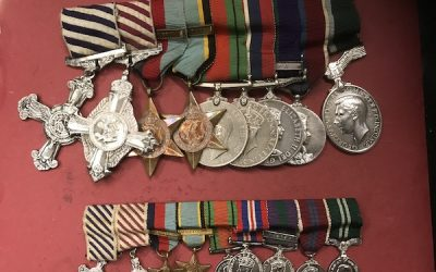 Before You  Bequeath Your Medals